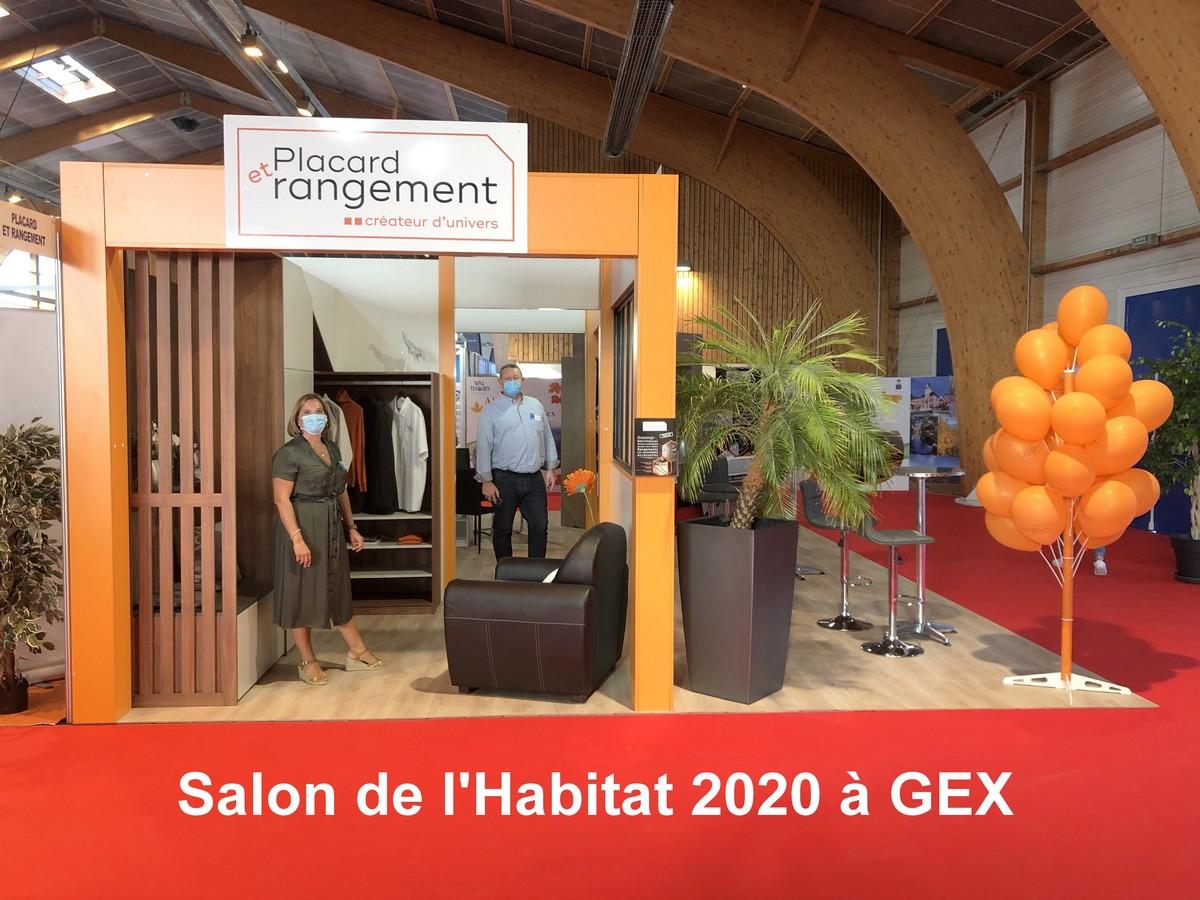 PLACARD ET RANGEMENT Salon de l'Habitat 2020